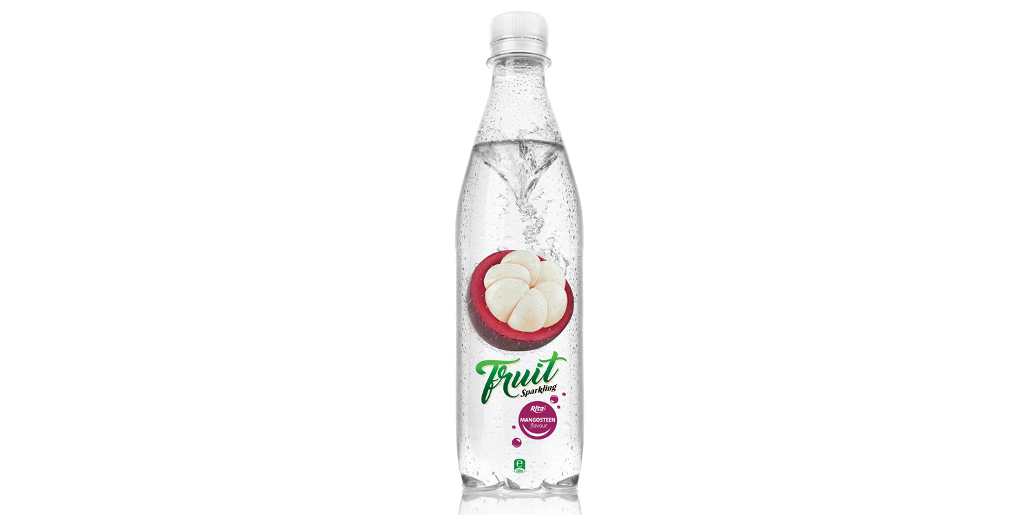 500ml Pet bottle Sparking  mangosteen  juice of RITA India