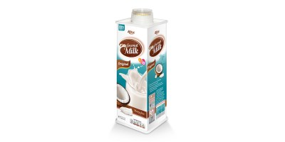 Coconut milk Original 600ml from RITA India