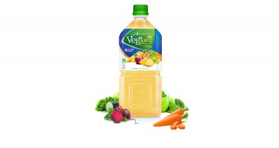Rita vegetable pineapple passion 1000ml pet bottle from RITA India