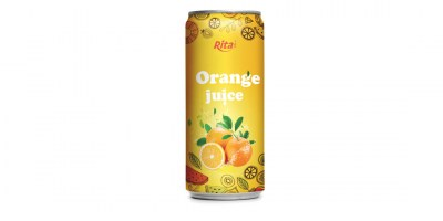 250ml Orange juice drink from RITA India