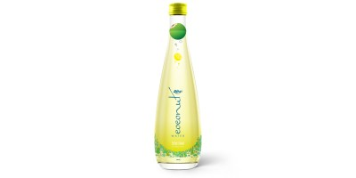 Coconut water with lemon glass bottle 300ml from RITA US