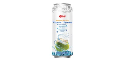 500ml coconut water from RITA INDIAN