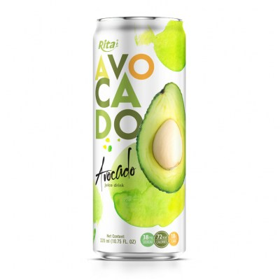 avocado juice drink 320ml canned