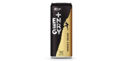 Energy drink 320ml from RITA India