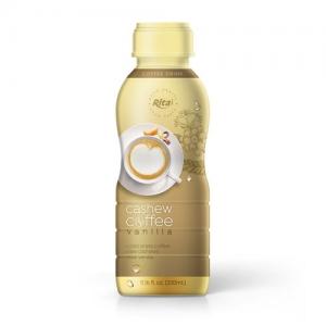 Cashew Coffee vanilla in 330ml PP Bottle