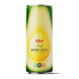 avocado juice drink 250ml can