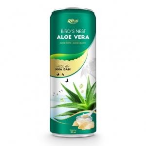 Birds nest aloe vera juice