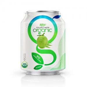 Organic Coconut water 250ml short can