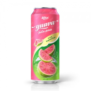 The best fruit guava juice 500ml