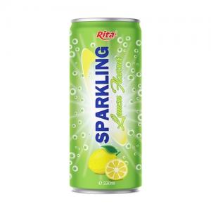 Price OEM Sparkling  lemon juice